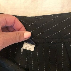 Frederick's of Hollywood Other - Fredericks of Hollywood cropped pinstripe suit